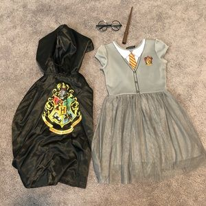 Girls Size Small Harry Potter Costume